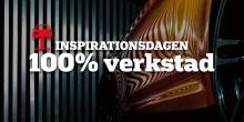 Inspirationsdagen 100%Verkstad tillbaka i Stockholm!