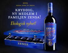 Ekologisk nyhet! Zensa Nero di Troia – ny medlem i familjen Zensa!