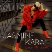 Sveriges pop/soul -drottning Jasmine Kara släpper julsingel