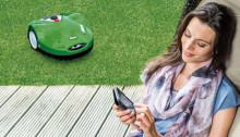 Slå græsset fra din ferie