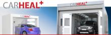BASF samarbetar med CARHEAL, specialist på reparationer av mindre fordonsskador