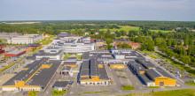 Universitetsdjursjukhuset vid SLU först ut av djursjukhusen med miljöcertifiering enligt nya standarden