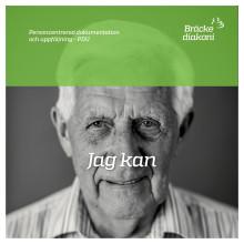 """""""Jag kan"""" - folder om nya arbetssättet PDU (personcentrerad dokumentation och uppföljning)"""