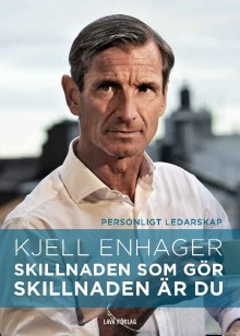 Supercoachen och Lava-författaren Kjell Enhager sommarpratar