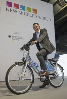 Saksan Fordin ja Deutsche Bahn Connectin yhteistyö laajenee polkupyöriin