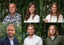 Smeg Nordics organisation tar ett till kliv