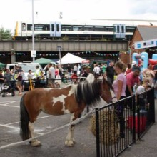Shortlands station annual fun day raises £2,500 for Alzheimer's research