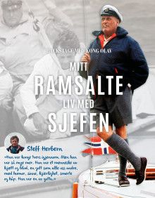 - Kong Olav var en farsskikkelse for meg, sier forfatter Steff Herbern.