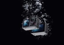 Die DJI Osmo Action nimmt jedes Abenteuer in atemberaubender 4K-Auflösung auf
