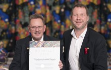 Helsingborgshem har vunnit Bopriset 2018