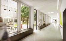 Open call - Inbjudan till sju gestaltningsuppdrag för framtidens Danderyds sjukhus