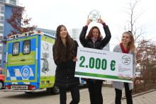 """""""tierisch engagiert""""-Award: 2.000 € für die """"Timmy Tierschutz"""" Stiftung in Fürth"""