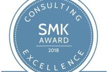 Ekan - Årets vinnare av SMK Award in Consulting Excellence