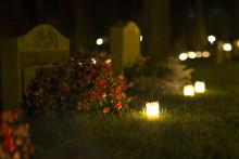 Varannan svensk besöker kyrkogården i helgen