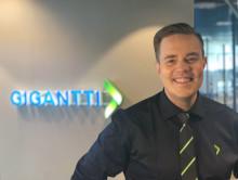 Sami Särkelä nimitetty Gigantin markkinointijohtajaksi