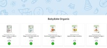 Arla Baby&Me® Organic clicks into the UK