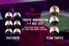 E-sport med TropSe @ Nordstan 1 - 4 November