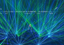 Lidköpings kommun satsar på en spektakulär lasershow på nyår
