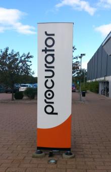 Men, varför namnet Procurator?