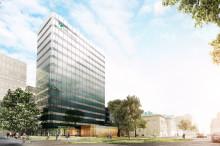 Skanska bygger nya Regionens Hus i Göteborg för cirka 580 miljoner kronor