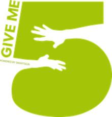 Give Me Five - Ett arrangemang om vänlighet