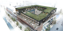 KL-trä projektet som utmanar byggbranschen