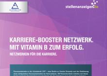 Frauennetzwerke in der Arbeitswelt 2017: aktuelle Netzwerkstudie von stellenanzeigen.de und Alsterloge