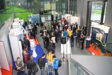 15. Firmenkontaktmesse TH CONNECT der Technischen Hochschule Wildau am 28. Oktober 2014 im Hörsaalzentrum Halle 17