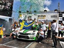 Tidemand, Andersson och ŠKODA Motorsport världsmästare i WRC2