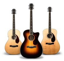 FENDER® AFFIRMS COMMITMENT TO ACOUSTIC GUITARS WITH NEW PARAMOUNT SERIES