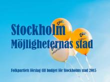 Stockholm - möjligheternas stad