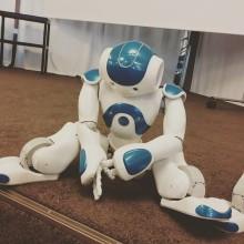 Mjärdevi Science Park deltar med dansande robotar på #Dinframtid - arbetsmarknadsdagar för Linköpings grundskolelever