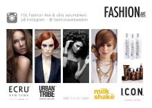 Följ FashionAve Sweden på Instagram