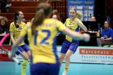 Sveriges U19-damlandslag klart för VM-final - två hattrickskyttar i semifinalen