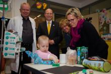 """""""Ganz nah dran"""" - Leipziger Stiftung für krebskranke Kinder"""