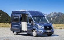Weltpremiere von Ford auf dem Caravan Salon