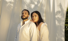 Molly Hammar och Kim Cesarion släpper singel ihop