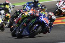 ロードレース世界選手権 MotoGP Rd.14 9月24日 アラゴン