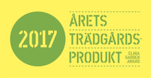 Pressinbjudan: Välkommen på prisutdelning för Årets Trädgårdsprodukt 2017