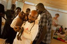 Undernäring skjuter i höjden i Sydsudan