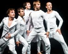 Slovakisk retropop och Umeåstråkar bakom sista dansen på NorrlandsOperan