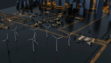 Olofströms Power, a swedish DSO,  has access to condition based data of the grid condition