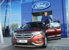 Armin Assinger ist neuer Markenbotschafter von Ford Österreich