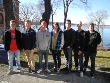 Sju unga ambassadörer ska locka fler att bli plåtslagare
