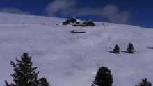 Wüstensand aus der Sahara in den Südtiroler Bergen