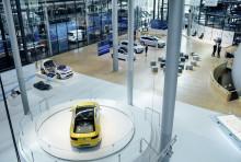 Volkswagens transparenta fabrik i Dresden – ett skyltfönster för elektrisk mobilitet och digitalisering