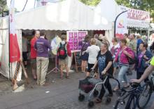 Tio år med dialog på Malmöfestivalen