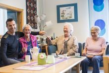 Nytt tilskudd til matglede i sykehjem og omsorgsboliger