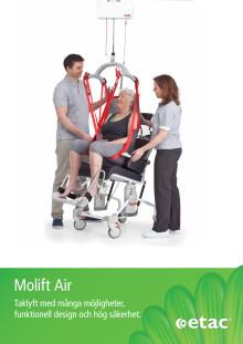 Produktblad Molift Air