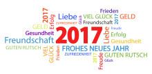Frohes und gesundes Neues Jahr 2017